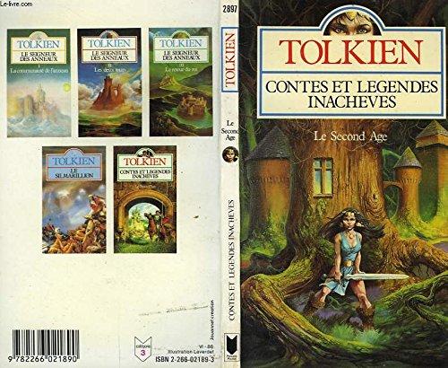 9782266021890: Contes et légendes inachevés (Presses pocket)