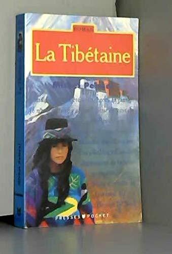 9782266022835: La tibetaine / roman