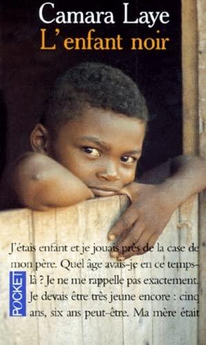 9782266023122: L'enfant noir