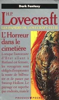 L'HORREUR DANS LE CIMETIERE (Pocket): H-P Lovecraft