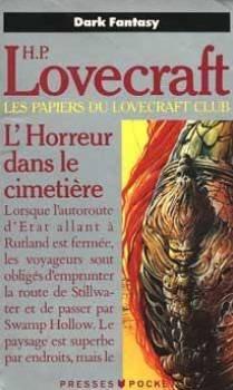 L'horreur dans le cimetià re: Howard P. LOVECRAFT