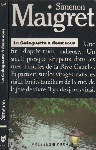 9782266025263: La Guinguette a Deux Sous (Presses-Pocket) (French Edition)