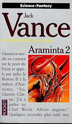 9782266025690: Araminta (Les chroniques de Cadwal, tome 2).
