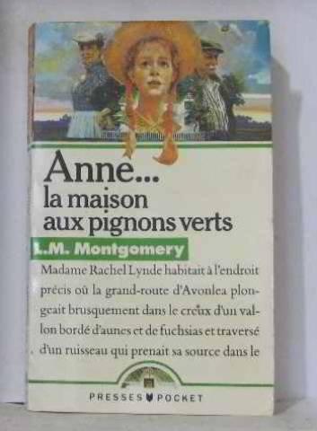 9782266025751: ANNE...LA MAISON AUX PIGNONS VERTS
