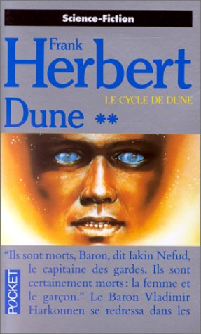 9782266026642: Le Cycle de Dune, tome II