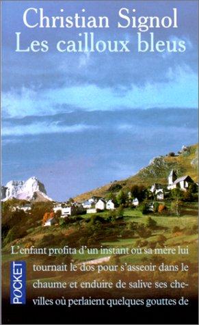 9782266026673: Les cailloux bleus: Roman