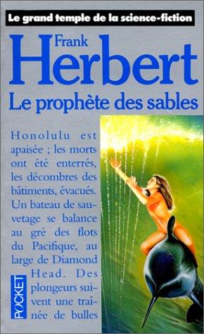 9782266027908: Le Proph�te des sables