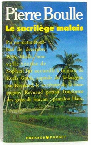 9782266028103: Le sacrilege malais