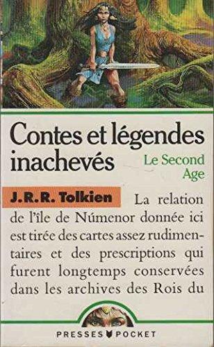 9782266028660: Contes et légendes inachevés T2