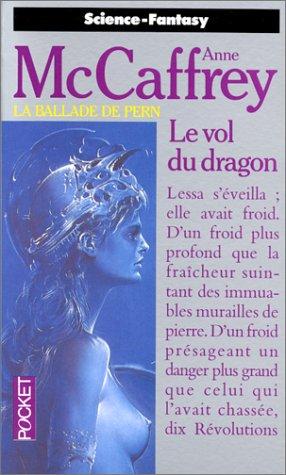 9782266028790: La Ballade de Pern, tome 1 : Le Vol du dragon