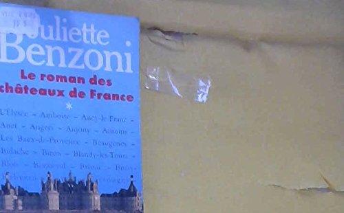 9782266029681: ROMAN CHATEAUX DE FRANCE T1