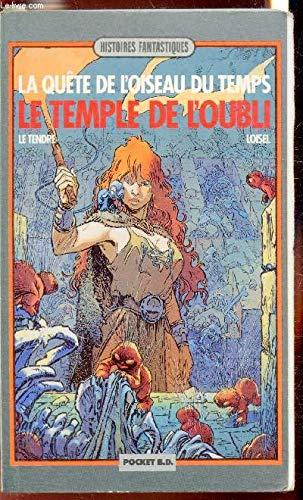 9782266030038: La quête de l'oiseau du temps, N° 2 : Le Temple de l'oubli