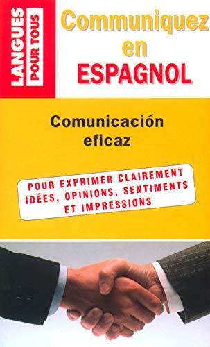 9782266031431: Communiquer en espagnol / Jean Chapron, Pierre Gerboin, Enrique Pastor