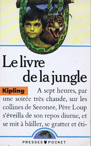 9782266033138: Le livre de la jungle