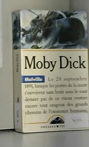 9782266033145: Moby dick -anc edit- (Hors Collection)