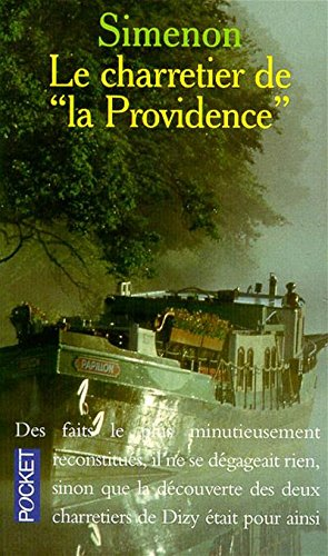 "Le Charretier De ""La Providence"" (Presses-Pocket) (French Edition) (2266033166) by Simenon, Georges"