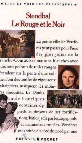 9782266033534: LE ROUGE ET LE NOIR. Chronique du XIXème siècle