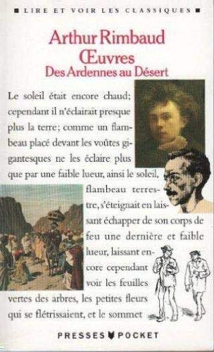Oeuvres (French Edition): Rimbaud