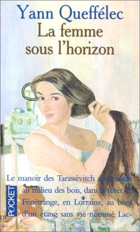 9782266034173: La femme sous l'horizon