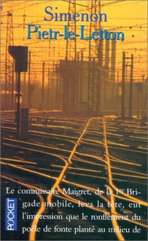 9782266035736: Pietr-Le-Letton (Presses-Pocket) (French Edition)