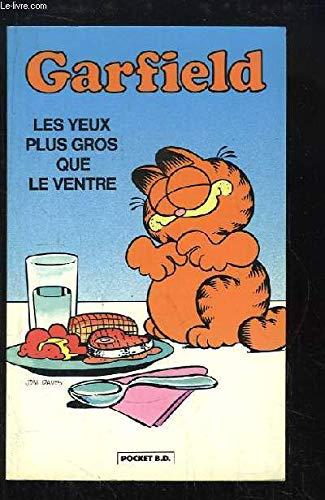 9782266035880: Garfield, Tome 2 : Les Yeux plus gros que le ventre