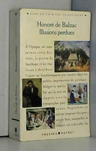 9782266036832: Illusions perdues (Lire et voir les classiques)