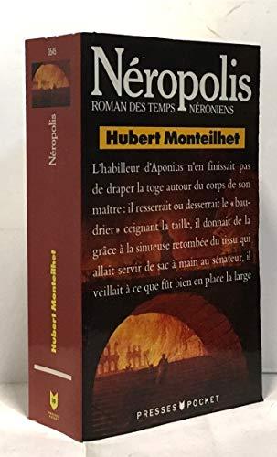 9782266037662: Neropolis tome 1