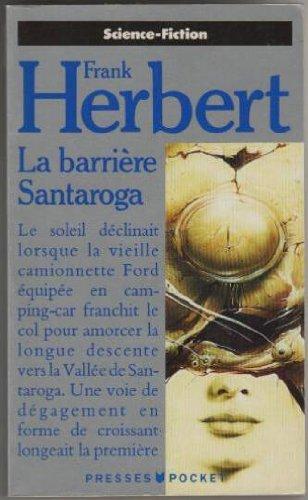 9782266038997: La barriere santaroga