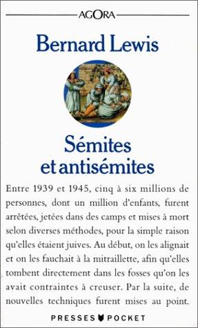 9782266039321: Sémites et antisémites