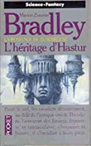 9782266039680: L'héritage d'Hastur (La Romance de Ténébreuse)