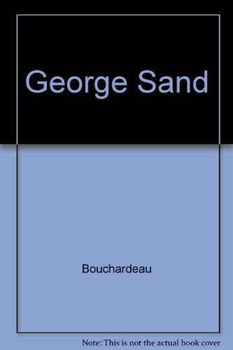 9782266040006: George Sand (French Edition)