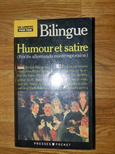 9782266040327: Humour et Satire (bilingue)