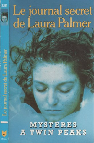 9782266042338: Le journal secret de Laura Palmer - Mysteres A Twin Peaks