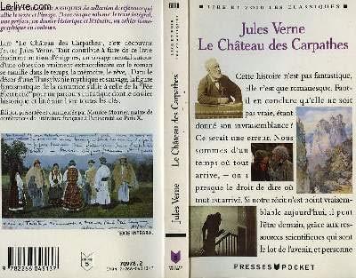 9782266043137: Le Chateau DES Carpathes (Fiction, Poetry & Drama) (French Edition)