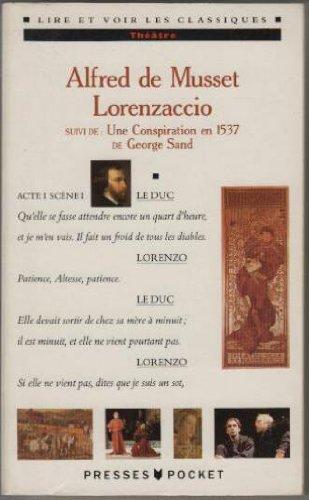Lorenzaccio (French Edition): Musset, Alfred de
