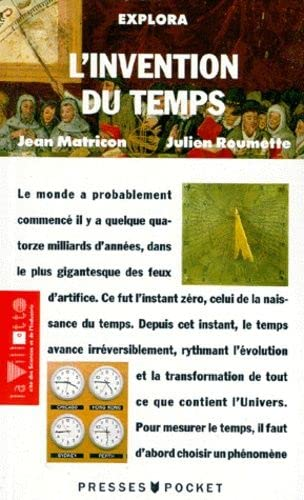 9782266044639: L'invention du temps