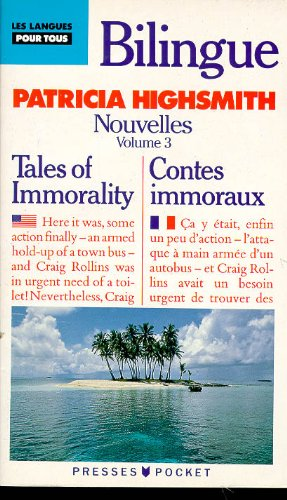 Nouvelles Volume 3 (French Edition): Highsmith, Patricia