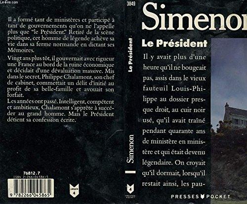 9782266045865: Le president