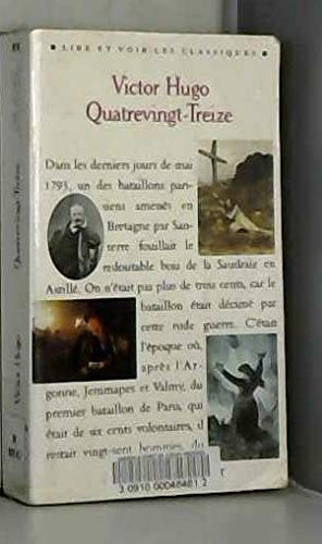 9782266048873: Quatre-Vingt-Treize (Fiction, Poetry & Drama) (French Edition)