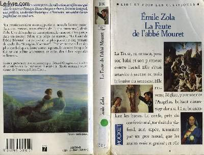 La Faute De l'Abbe Mouret (Fiction, Poetry & Drama) (French Edition) (2266048910) by Zola