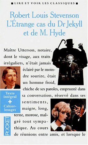 ETRANGE CAS DR JEKYLL M.HYDE: Stevenson, Robert Louis