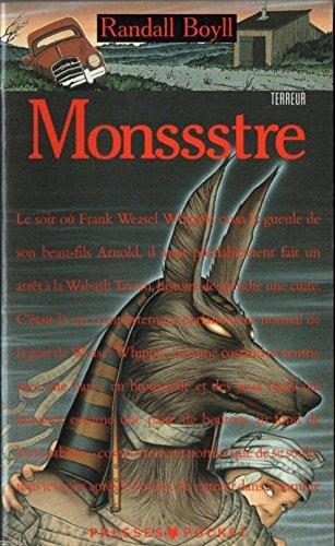 9782266049702: Monssstre