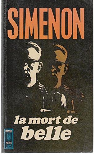 La mort de Belle (Pocket noir) - Georges Simenon