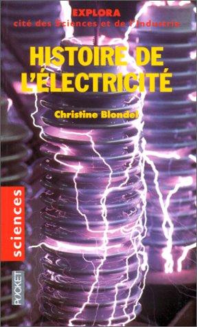 9782266050142: Histoire de l'électricité