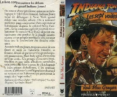 Indiana jones : les sept voiles: Mac Gregor Rob