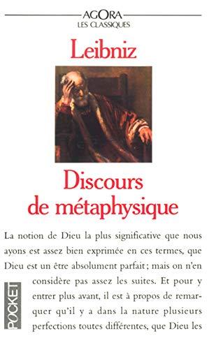 DISCOURS DE METAPHYSIQUE. : Sur la liberté,: Gottfried-Wilhelm Leibniz
