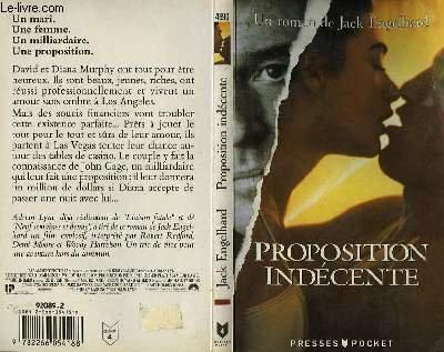 9782266054188: Proposition indecente