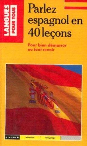 9782266056182: 40 LECONS POUR APPRENDRE L'ESPAGNOL