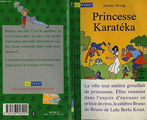 9782266058292: Princesse Karatéka