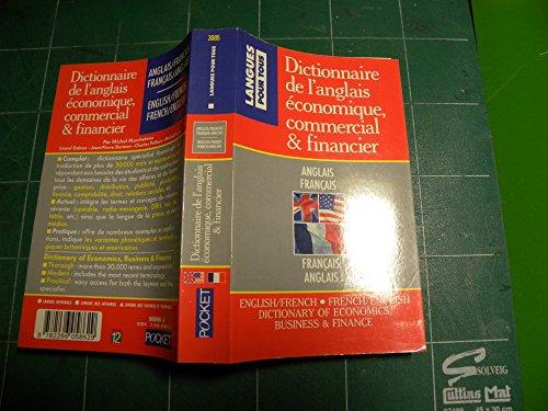 9782266058629: Dictionnaire de l'anglais économique et commercial